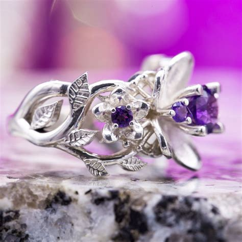 amethyst value price and jewelry information