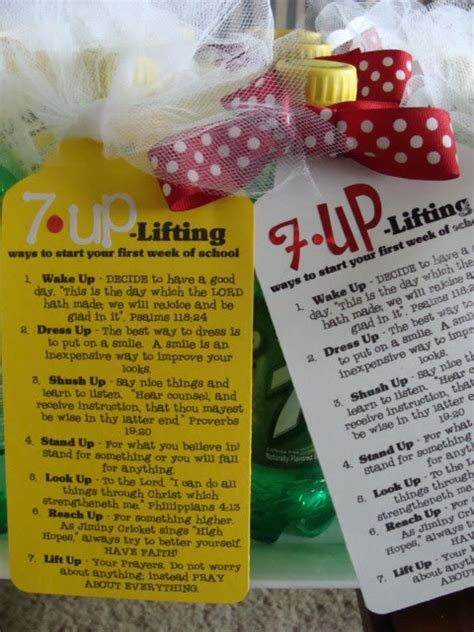 gifts for sunday school students marci coombs 7 up back to school goodie