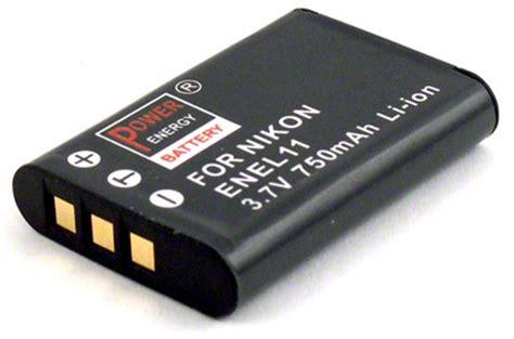 Nikon Battery Original En El11 bat 233 ria nikon en el11 olympus li 60b pentax d li78