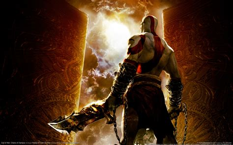 god of war chains of olympus film 30 awesome 3d games hq wallpapers downloads techmynd