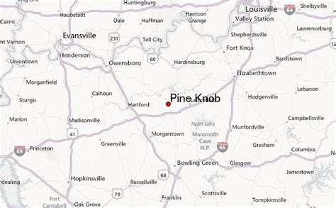 pine knob weather forecast