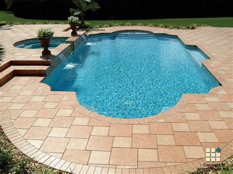 pool pavers pool pavers photo gallery artistic paver mfg