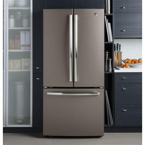 depth refrigerator gwe19jmlesge 33 quot 18 6 cu ft counter depth french door