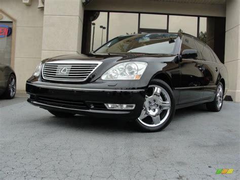 black lexus 2006 2006 black onyx lexus ls 430 69622324 gtcarlot com