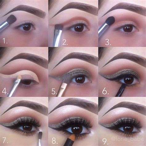 eyeshadow tutorial cut crease 14 best images about cut crease on pinterest eyes makeup