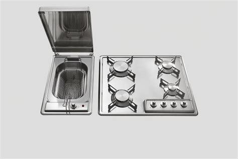 piano cottura appoggio piani di cottura incasso inox alpes inox