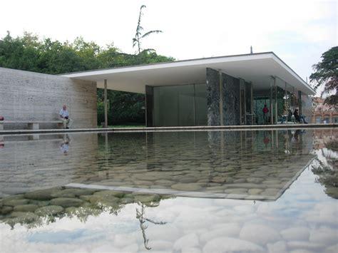 arch list barcelona pavilion - Pavillon Barcelona