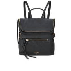 calvin klein cecile backpack black