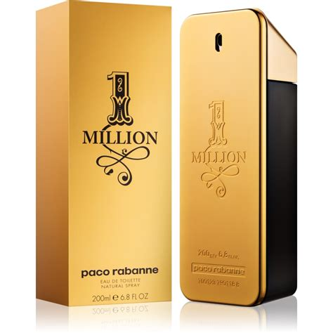 Paco Rabanne One Million 1115 by Paco Rabanne 1 Million 100 Ml One Million Parf 233 M Notino Cz
