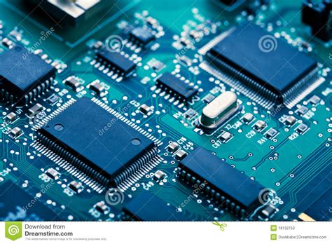 electronic board stock photos image 18132753