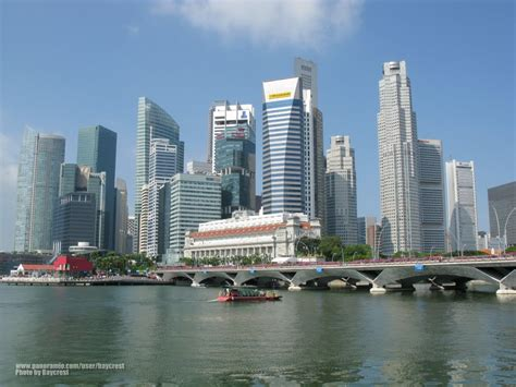 A Place In Singapore Panoramio Photo Of Raffles Place Singapore 新加坡 莱佛士坊