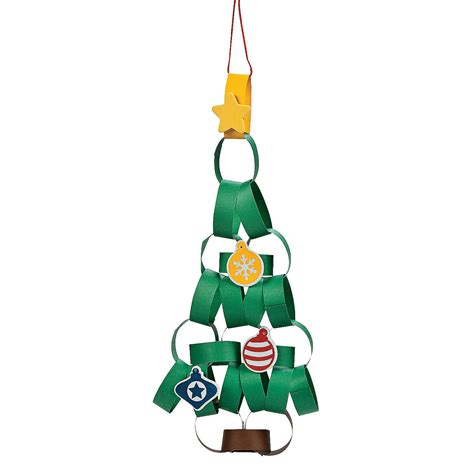 christmas tree paper chains images