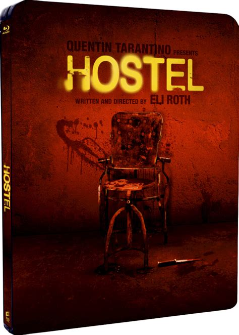 Exclusive Limited Editions At 20ltd by Hostel Zavvi Exclusive Limited Edition Steelbook
