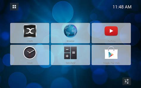best simple android launcher simple tv launcher android apps on play
