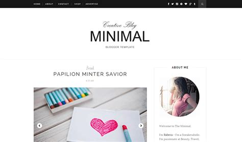 free minimal templates 30 best free templates 2015 themexpose