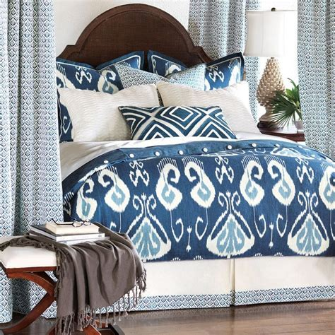 ikat comforter 17 best ideas about ikat bedding on pinterest blue and