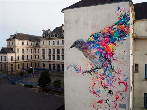 Wall Murals City l7m in vannes france streetartnews streetartnews