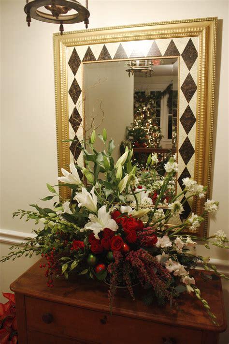 christmas tree delivery dallas tree floral arrangement lights decoration