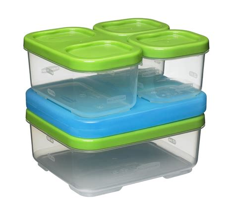 lunch box containers rubbermaid lunch blox kid lunch box child container rubber food bag ebay