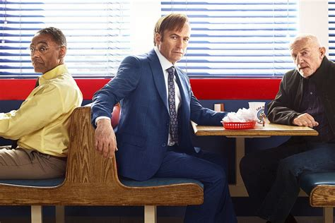 call saul season  review saul goodman  started