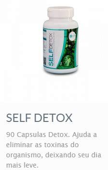 How Do I Self Detox From by Self Detox Produtos I9life