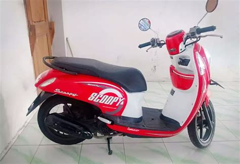 desain info sepeda motor