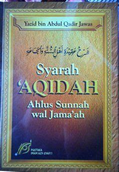 Paket Buku Aqidah Pustaka Imam Syafii buku syarah aqidah ahlus sunnah wal jamaah yazid bin jawas