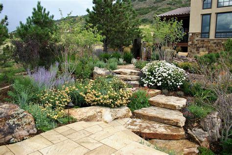 enchanting mediterranean landscape designs