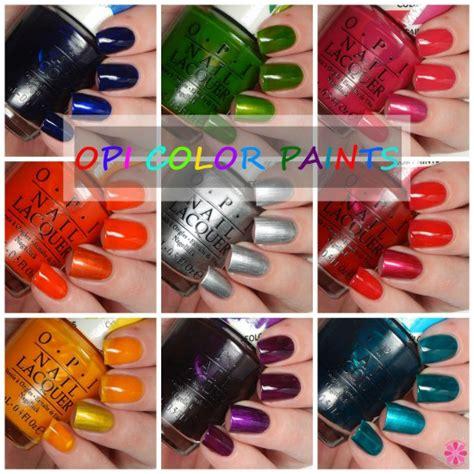 color exles opi color exles opi color exles by opi gumdrops
