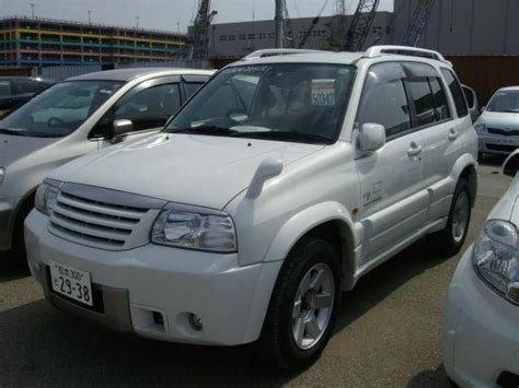 Suzuki Escudo 2003 2003 Suzuki Escudo For Sale