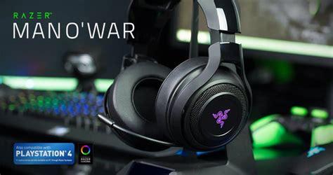 Razer Manowar razer s new wireless gaming headset is here razer mano war