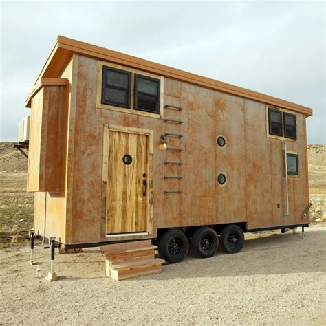 14 Best Images About The Steunk Adventure Home On Tiny Houses Fyi Network