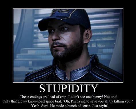 Funny Mass Effect Memes - image 271257 mass effect 3 endings reception know