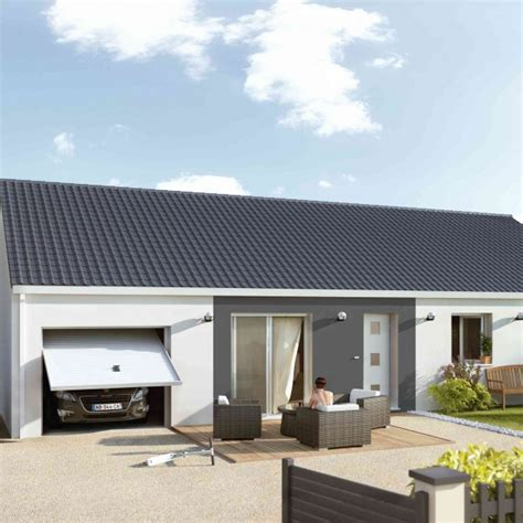 Garage Plan Design maison 224 petit prix plans et mod 232 les de maisons