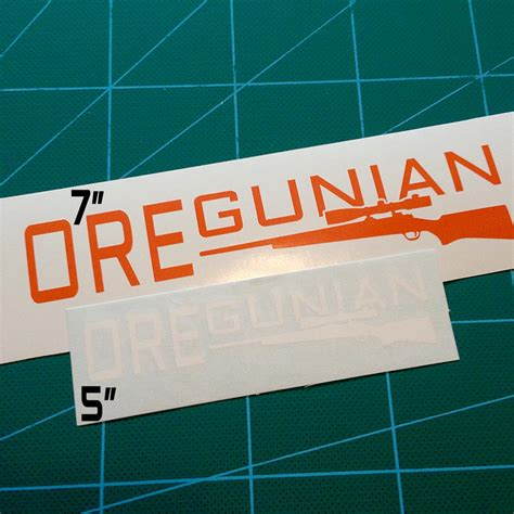 Oregunian Sticker