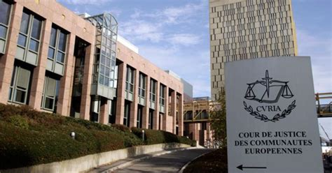 sede della corte di giustizia europea banche corte ue ok ricapitalizzazione anche senza assemblea