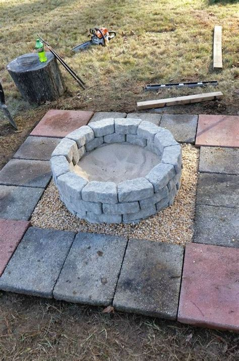 Diy Backyard Pit Ideas All The Accessories You Ll Need Diy Network Made Remade Easy And Block Firepit Yard Pit Backyard Diy Pit Pit Designs