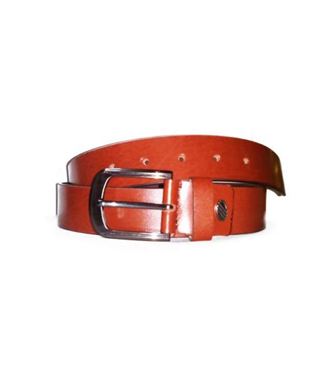 green land brown leather belt buy at low price in