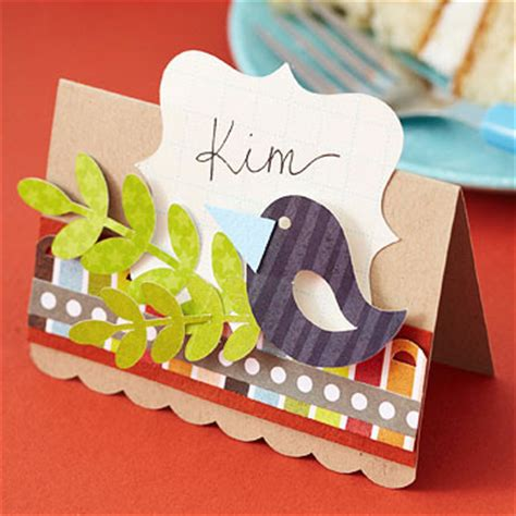 Paper Craft Ideas For Birthday - scrapbooking