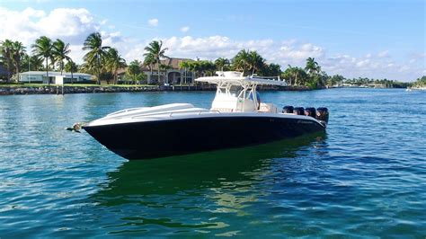 midnight express boats black 2008 midnight express 39s cuddy power boat for sale www