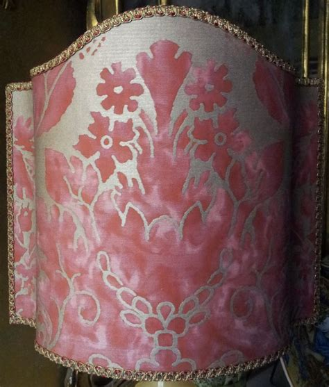 Handmade Fabric Lshades - 17 best images about fortuny l shades on
