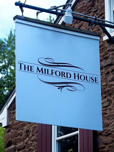 Milford House Menu by The Milford House 10 Reviews Seafood 92 Water St
