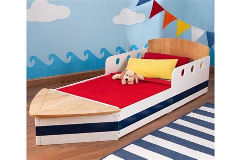 boat shaped childrens bed 53 boat bed toddler kidkraft boat toddler bed junior
