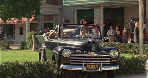 Back To The Future Ford by Ford De Luxe Convertible Futurepedia The Back To