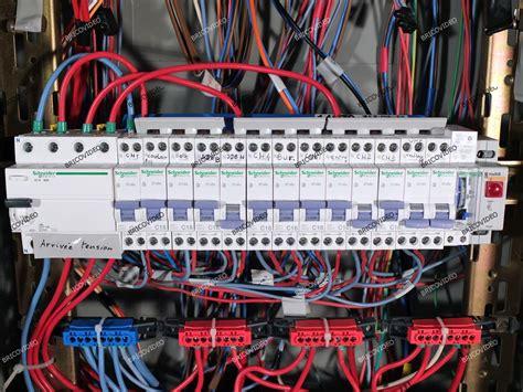 Armoire Electrique Triphas by Tableau Electrique Triphas 233 Schneider Achat Electronique