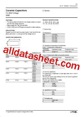 c1608x7r2a102kt datasheet pdf tdk electronics