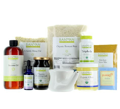 Where To Buy Detox Kits by Buy Deluxe Ayurvedic Cleanse Kit Organic Deluxe