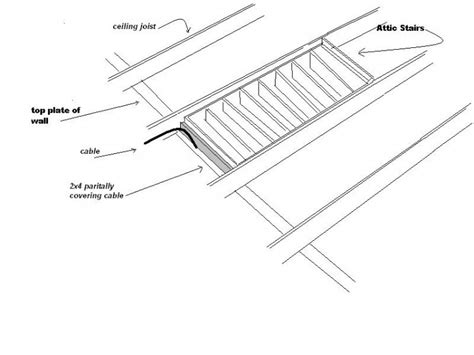 ceiling fan installation no attic access install ceiling fan with no ceiling electricity page 2
