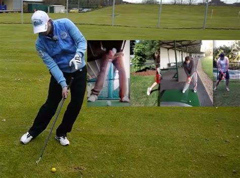 Hip Sway Weight Shift Impact Position Enlightening Golf
