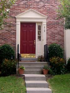 hgtv front door colors 5 ways to decorate with red hgtv